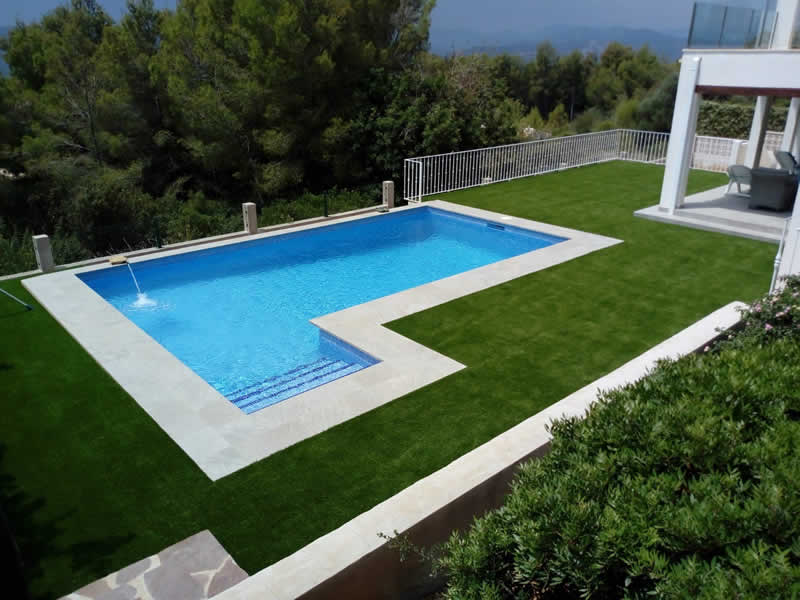 Artificial Grass from Charlesworth Gardens Costa Blanca