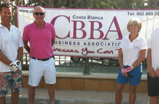 CBBA Golf Team
