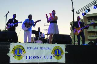 Teulada Lions Concert