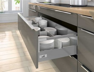 Studio Kitchens Hettich Drawers