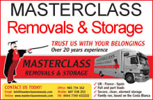 Masterclaa Removals & Storage