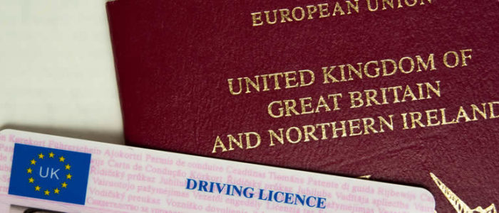 UK Driving Licence - Brexit