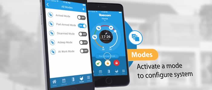 Texecom Connect App