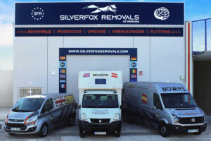 Silverfox Removals Costa Blanca