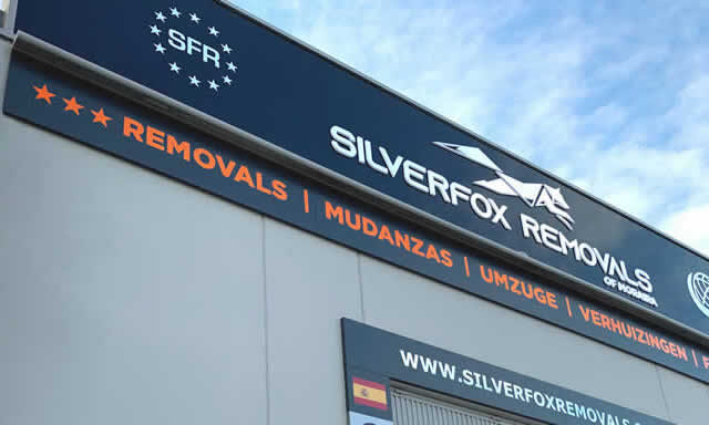 Silverfox Removals Costa Blanca Spain UK and Europe