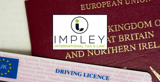 Impley to Exchange Driving Licence