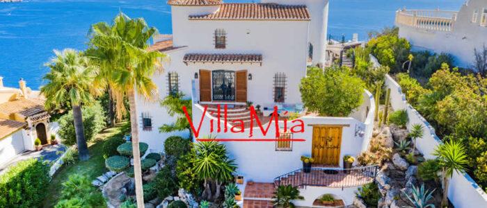 Villa Mia Long Term Rental Javea Costa Blanca Spain