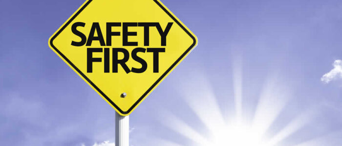 Insurance and Safety First