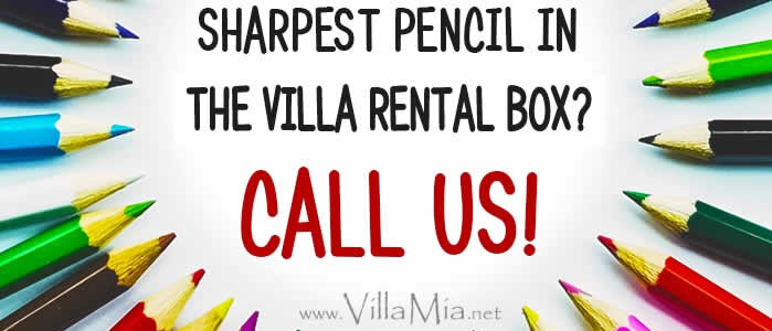 Villa Rental Costa Blamca Spain